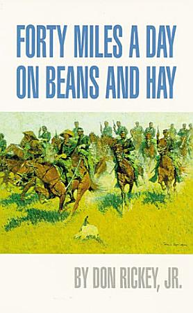 Forty Miles a Day on Beans and Hay PDF