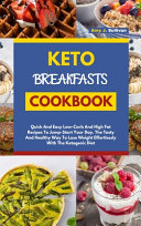 KETO BREAKFASTS COOKBOOK PDF