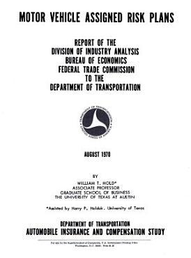 Motor Vehicle Assigned Risk Plans PDF