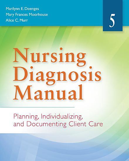 Nursing Diagnosis Manual PDF
