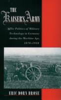 The Kaiser s Army PDF