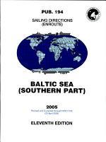 Sailing Directions, Baltic Sea