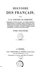 Histoire des Français: 12