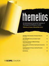 Themelios, Volume 37, Issue 3: Issue 3