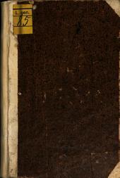 Orientalisch- und Occidentalisches A, B, C-Buch (etc.)