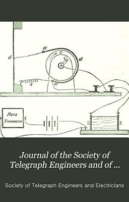 Journal of the Society of Telegraph Engineers and of Electricians PDF