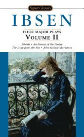 Four Major Plays: Volume 2