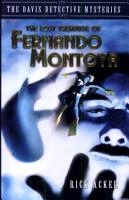 The Lost Treasure of Fernando Montoya PDF
