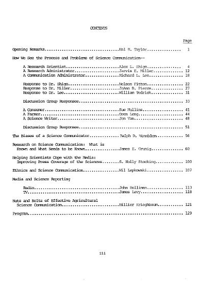 Proceedings of the National Agricultural Science Information Conference PDF