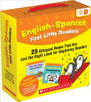 English-Spanish First Little Readers: Guided Reading Level D (Parent Pack)