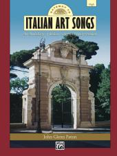 Gateway to Italian Songs and Arias (High Voice): An Anthology of Italian Song and Interpretation