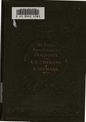 Atlas und Grundriss der Bakteriologie und Lehrbuch der speziellen bakteriologischen Diagnostik  v 1  1896 PDF