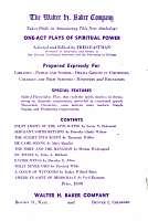 A Basic Catalog of Plays for the Church PDF