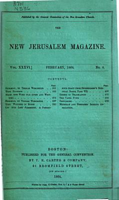 The New Jerusalem Magazine PDF