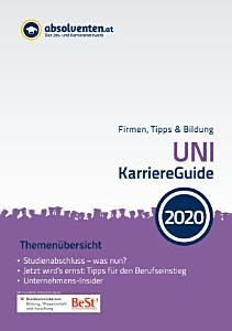 UNI KarriereGuide 2020 PDF