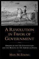 A Revolution in Favor of Government PDF