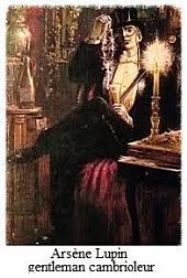 Arsène Lupin gentleman-cambrioleur: La perle noire