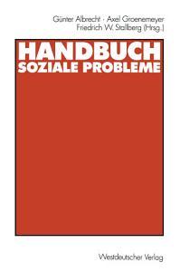 Handbuch soziale Probleme PDF