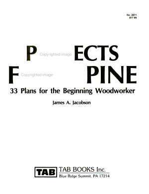 Projects from Pine
