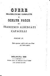 Opere drammatische complete e scelte prose