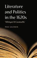 Literature and Politics in the 1620s PDF