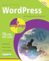 WordPress in easy steps: Covers WordPress 4
