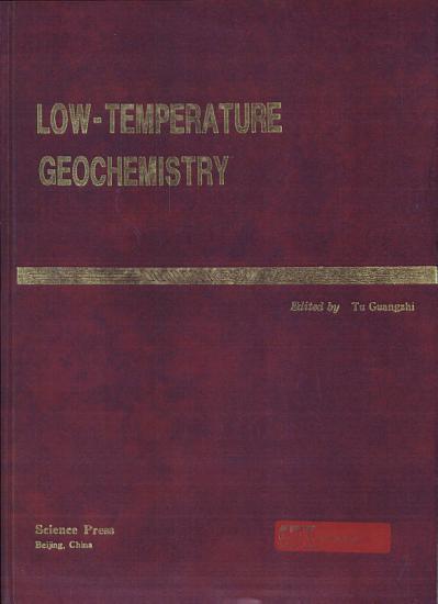 Low Temperature Geochemistry PDF
