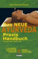 Das neue Ayurveda Praxis Handbuch PDF