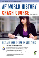 AP World History Crash Course Book