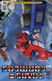Transformers: Infiltration #6