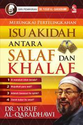 Isu Akidah antara Salaf dan Khalaf