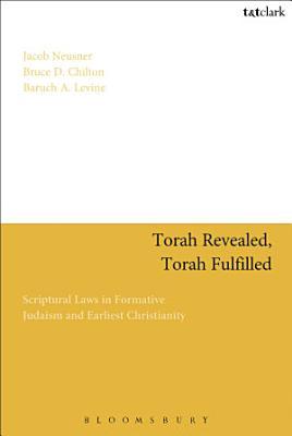 Torah Revealed  Torah Fulfilled
