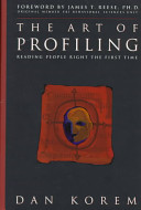 The Art of Profiling Book
