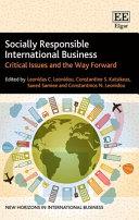 Socially Responsible International Business