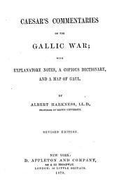 Caesar's Commentaries on the Gallic War