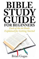 Bible Study Guide for Beginners PDF