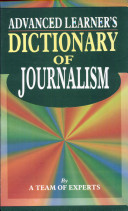 Advanced Learner S Dictionary Journalism PDF