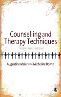 Counselling and Therapy Techniques PDF