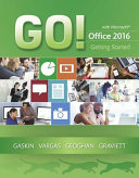 GO  with Microsoft Office 2016 Getting Started PDF