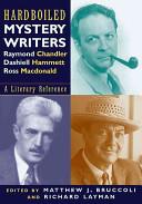 Hardboiled Mystery Writers PDF