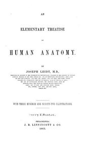 An elementary treatise on human anatomy