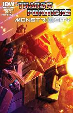 Transformers: Monstrosity #9