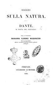 Saggio sulla natura per la marchesa Marianna Florenzi Waddington