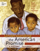 Understanding the American Promise  A History  High School Edition Book