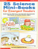 Twenty five Science Mini books for Emergent Readers Book