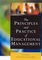 The Principles and Practice of Educational Management PDF