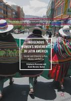Indigenous Women   s Movements in Latin America PDF
