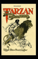 Tarzan and the Golden Lion  By Edgar  Annotated  PDF