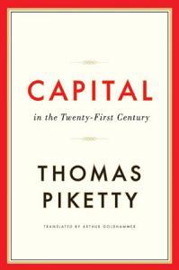 Capital in the Twenty First Century