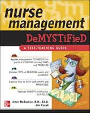 Nurse Management Demystified PDF
